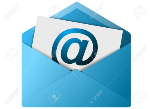 3538728-Colored-email-icon-for-use-as-a-contact-button-Stock-Photo